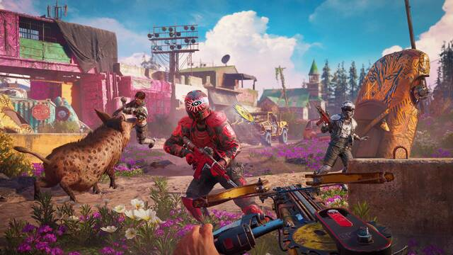 Far Cry: New Dawn presenta su tráiler de lanzamiento