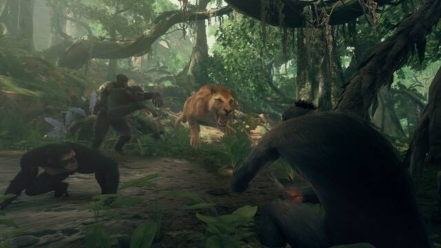 Gameplay y nuevas imágenes de Ancestors: The Humankind Odyssey