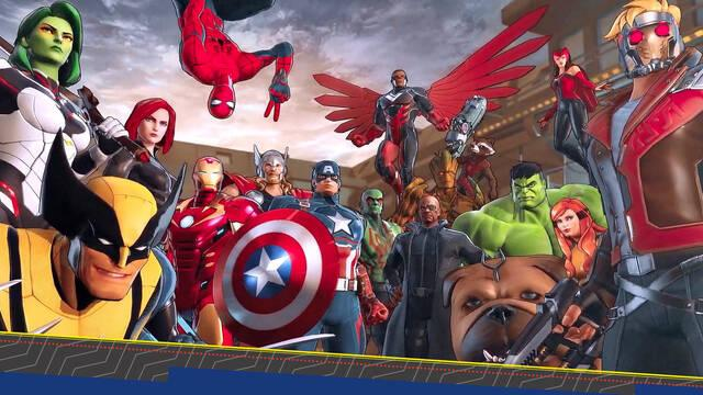 Marvel Ultimate Alliance 3 y Nintendo Switch son lo más vendido en España