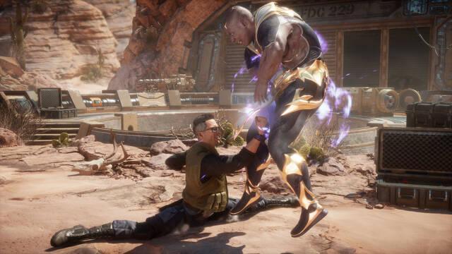 Mortal Kombat 11 en PC funcionará a 60 imágenes por segundo en más secciones