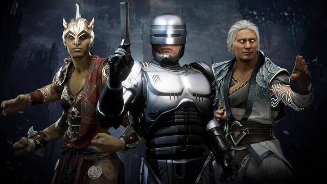 Tráiler de lanzamiento de Mortal Kombat 11: Aftermath.
