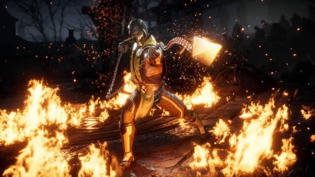 Mortal Kombat 11 se muestra en sus primeras imágenes