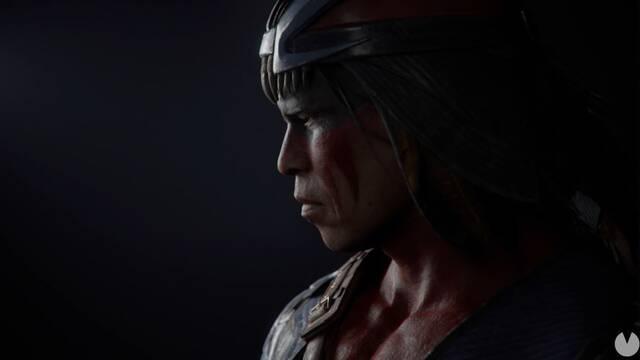 Mortal Kombat 11: Nightwolf muestra sus dos fatalities y todas sus poses en vídeo
