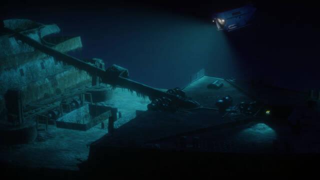 Explora el Titanic en realidad virtual con Titanic VR