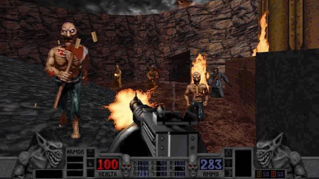 El clásico de acción en primera persona Blood tendrá remasterización en PC