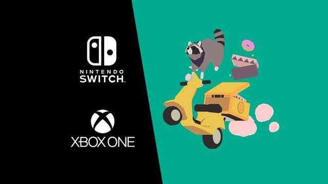 Donut County llega a Xbox One y Nintendo Switch el 18 de diciembre