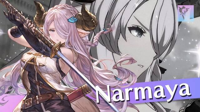 Granblue Fantasy Versus muestra a Narmaya y se confirma para PC