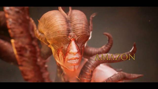 La Amazona de Succubus