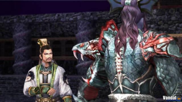 Nuevas imágenes de Orochi Warriors