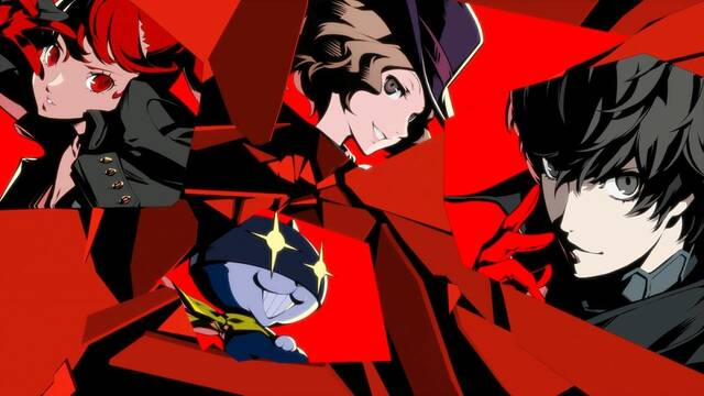 Persona 5 Nintendo Switch Atlus Encuesta