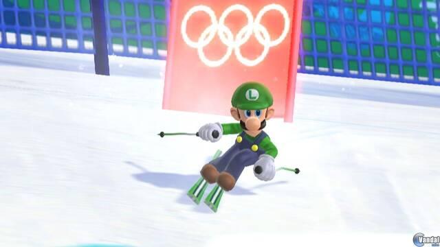 E3: Nuevas imágenes de Mario y Sonic en los Juegos Olímpicos de Invierno