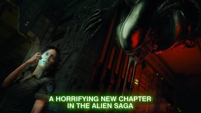 Los jugadores castigan el tráiler de Alien: Blackout en YouTube
