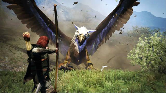 Así es Dragon's Dogma: Dark Arisen en Nintendo Switch