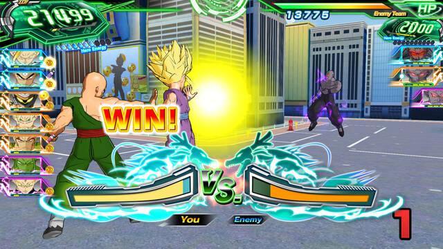 Nuevo tutorial en vídeo de Super Dragon Ball Heroes: World Mission