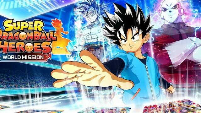 Super Dragon Ball Heroes: World Mission se actualiza y lanza una demo
