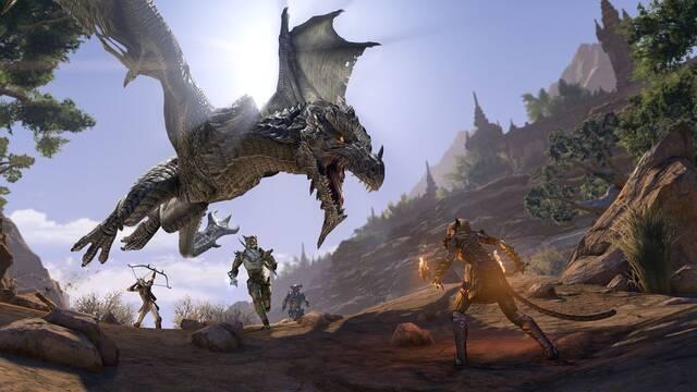 Elder Scrolls Online: Elsweyr anuncia su evento gratuito y estrena tráiler