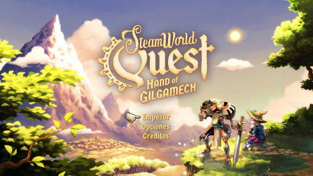SteamWorld Quest llega a PC a través de Steam la semana que viene