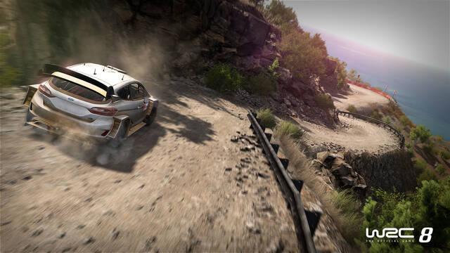 Anunciado WRC 8 para PC, PS4, Xbox One y Nintendo Switch
