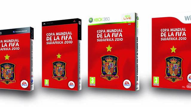 El juego del Mundial se reedita como homenaje a La Roja