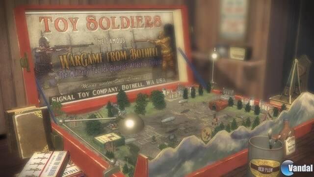 Toy Soldiers el más vendido en XBOX Live Arcade