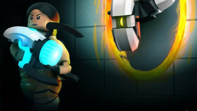 Portal podría llegar a LEGO