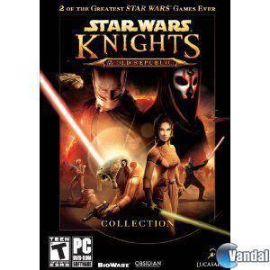 Un recopilatorio con los dos juegos de Star Wars: Knights of the Old Republic aparece en Amazon