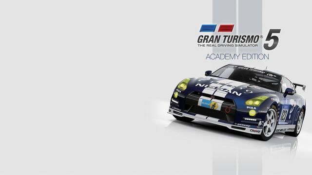 Sony anuncia Gran Turismo 5: Academy Edition, la versión completa del juego