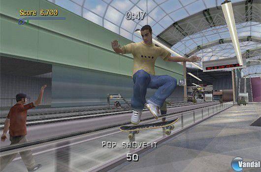Desvelado el primer contenido descargable de Tony Hawk's Pro Skater HD