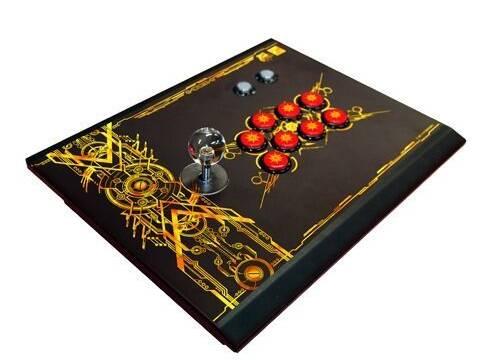 Arc System Works celebra su 25º aniversario con un arcade stick
