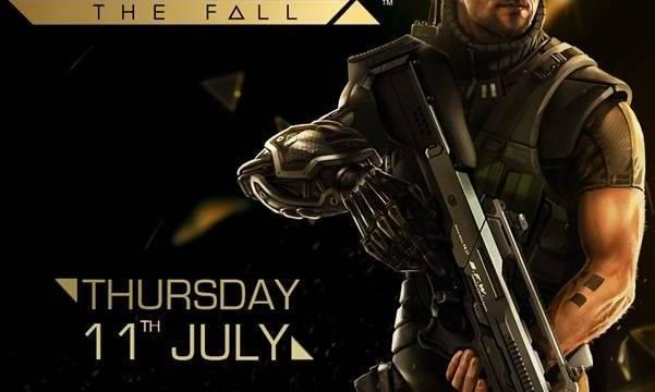 Deus Ex: The Fall se lanzará el 11 de julio
