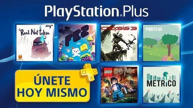 Desvelada la lista de juegos de PS Plus para el mes de agosto