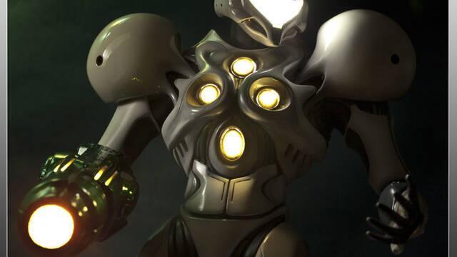 Presentada una figura de Samus Aran con el Light Suit de Metroid Prime 2