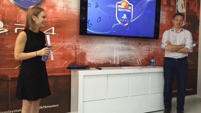 Sony, NBA y 2K crean el torneo de e-Sports NBA 2K15 Masters