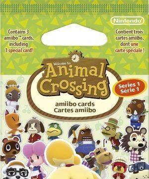 Las tarjetas amiibo de Animal Crossing llegarán a Europa el 2 de octubre