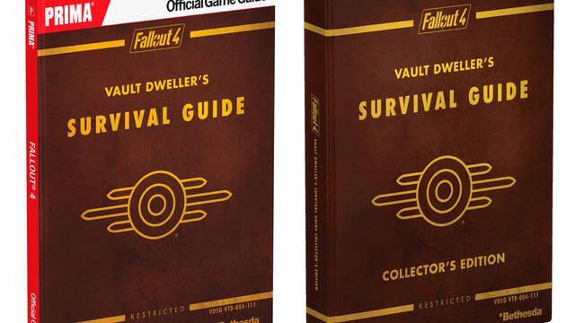 Anunciada la guía oficial de Fallout 4