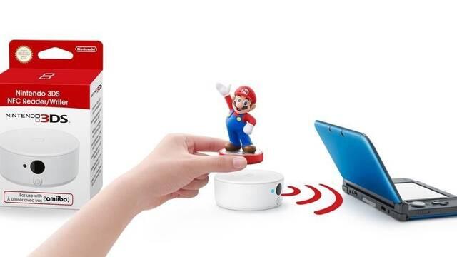 Nintendo presenta en vídeo el accesorio NFC para Nintendo 3DS