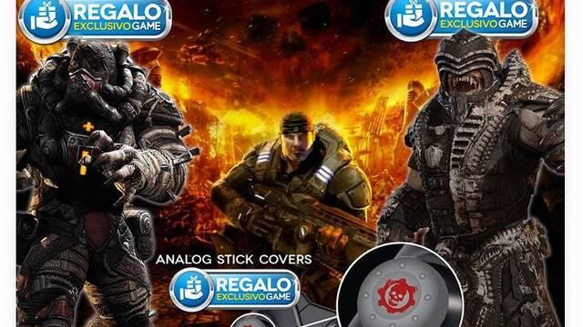 La reserva de Gears of War Ultimate Edition tendrá tres regalos en GAME