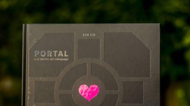 Lanzado el libro 'Portal o la ciencia del videojuego'
