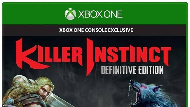 Filtrada Killer Instinct: Definitive Edition para Xbox One