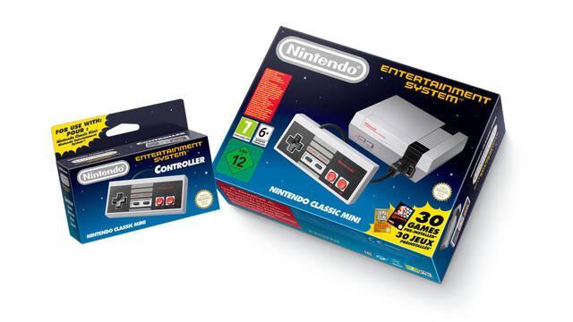 El catálogo de Nintendo Classic Mini no será ampliable
