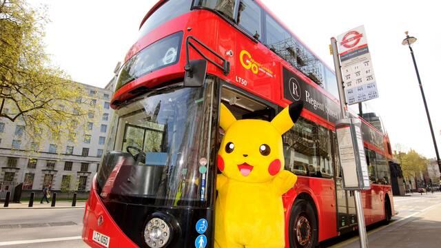Las ventas de Nintendo 3DS se disparan en Reino Unido gracias al fenómeno Pokémon GO
