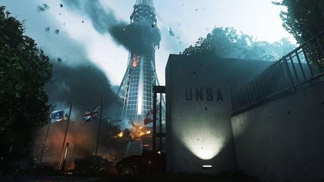 Call of Duty: Infinite Warfare muestra su campaña en nuevos vídeos