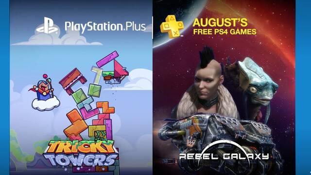 Anunciados los videojuegos de PS Plus para el mes de agosto