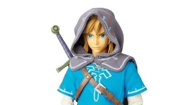 Medicom presenta su figura de Link basada en Zelda: Breath of the Wild