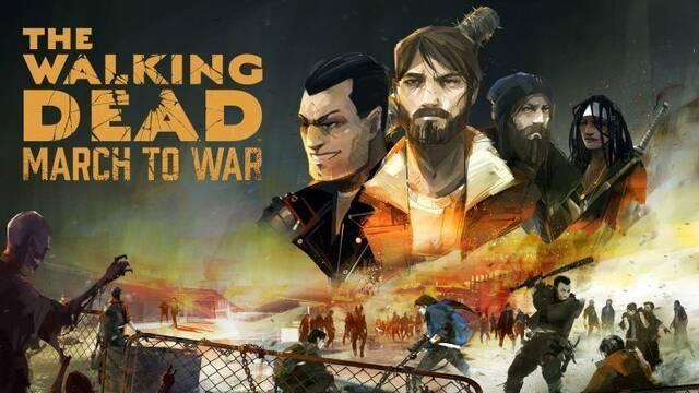 Así es la jugabilidad de The Walking Dead: March to War para iOS y Android