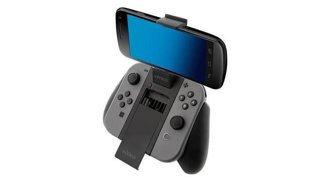 Nyko anuncia el accesorio Clip Grip Power para Nintendo Switch