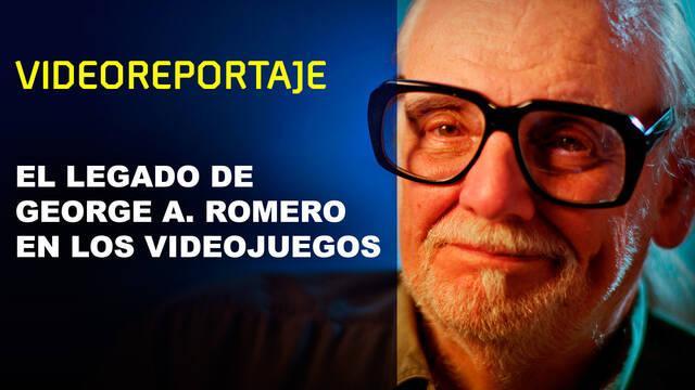 George A. Romero y sus influencias en los videojuegos