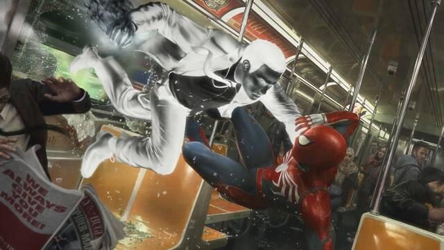 Spider-Man de PS4 aparece con nuevos diseños conceptuales