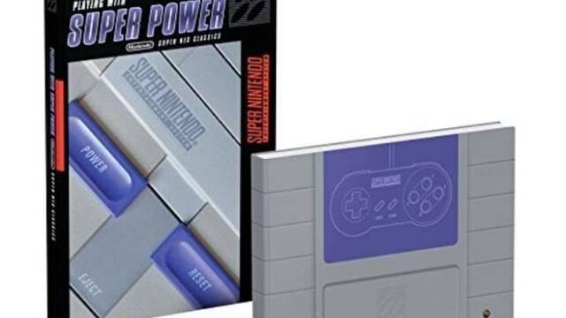 Anunciado el libro 'Playing With Super Power: Nintendo SNES Classics'
