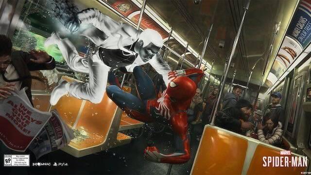 Llegan nuevos detalles de Spider-Man desde la Comic-Con de San Diego